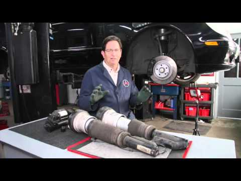 How to Fix Airmatic Suspension: Is it Worth Saving Big Money $$