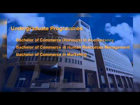 Introducing School of Business, Hong Kong Baptist University (English)