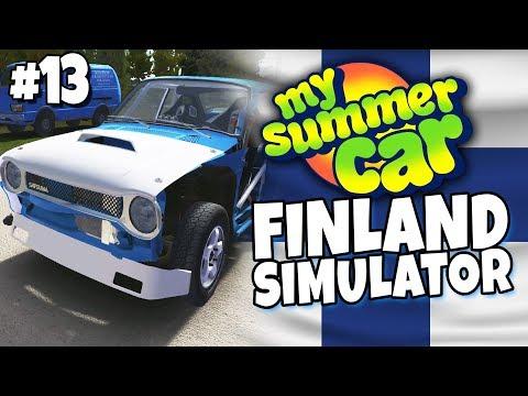 My Summer Car - Finland Simulator #13 - Car Amputation