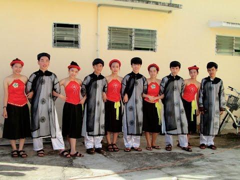Múa Tát Nước Đầu Đình - Lynk Lee 11A1 | Tat Nuoc Dau Dinh