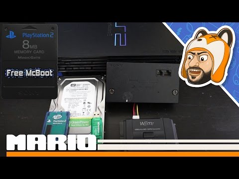 How to Easily Softmod ANY Fat PS2! | FreeMCBoot & FreeHDBoot Install Tutorial