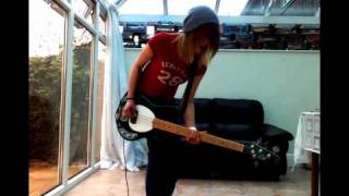 The Lemonheads - Mrs. Robinson - Bass Cover