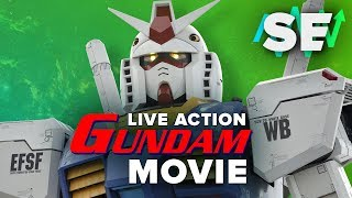 Live-action Gundam movie hires comic book legend | Stream Economy