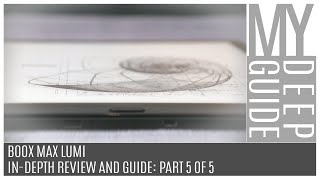 Onyx Boox Max Lumi, In Depth Review and Guide: Conclusion, Part 5 of 5