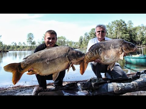 Giant Carp form the Extremes - Part 2 - Rainbow Lake
