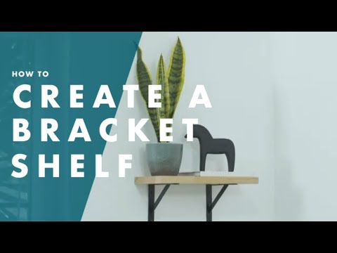 how-to-hang-a-shelf-on-the-wall