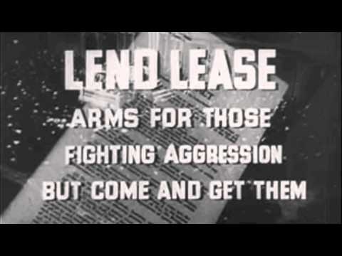 History's Treasures: The Lend Lease Act