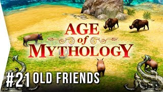 Pig Island! - Age of Mythology ► Mission 21: Old Friends - Campaign Let's Play
