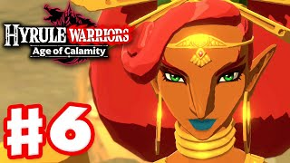 Urbosa, the Gerudo Chief! - Hyrule Warriors: Age of Calamity - Gameplay Walkthrough Part 6
