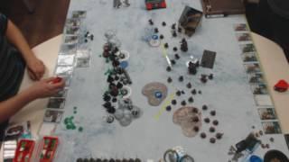 Blood and Gore Steamroller - Table 4 - Game 2  - Minions Helga vs Circle Baldur1 - Polish