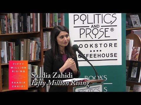 "Saadia Zahidi, ""Fifty Million Rising"""