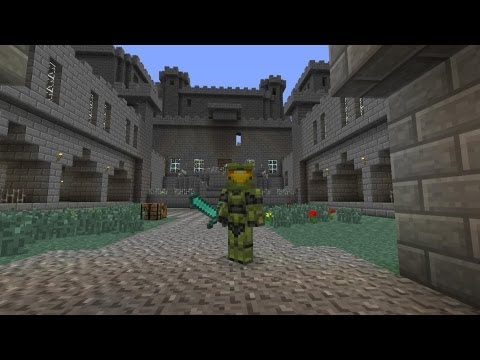 Minecraft 360 Survival Map Download Coming Soon With Fable 3 Castle and  Underground City PART 2