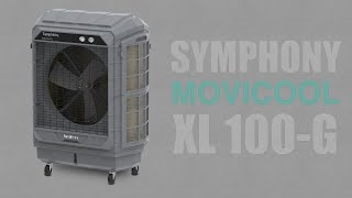 Symphony Movicool XL 100-G | Commercial Air cooler | Symphony Industrial Air cooler | AIR PLUS