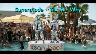 Supermode - Tell Me Why (ADX Bootleg) clip 2К19 ★VDJ Puzzle★