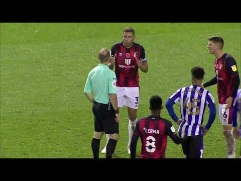 Sheffield Wed Bournemouth Goals And Highlights