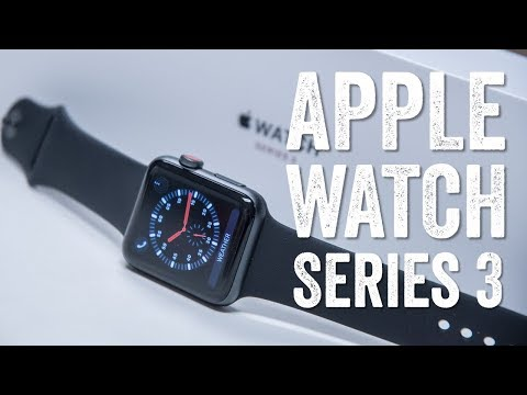 ce73accb6 No worries, we can start off with an uber-detailed unboxing video I put  together of the Apple Watch Series 3. I cover weights, size comparisons, ...