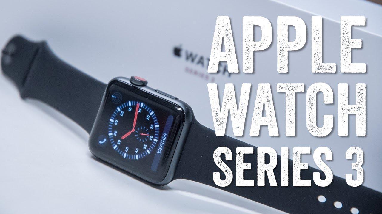 Apple Watch Series 3 Sport Fitness In Depth Review Dc Rainmaker
