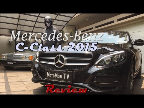 Mercedes-Benz C Class Review Indonesia