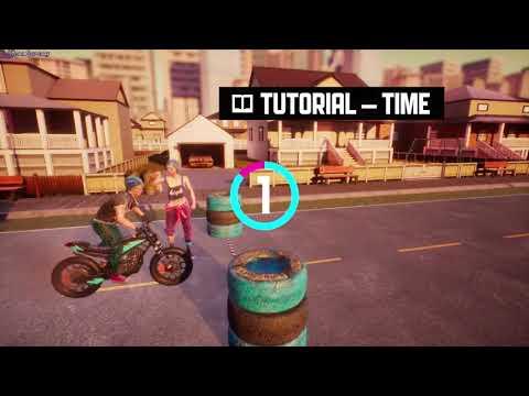 Urban Trial Playground gameplay - GogetaSuperx  