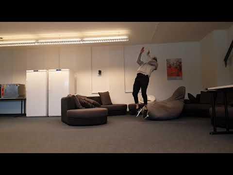 Michael Braun tkd - How to sit down