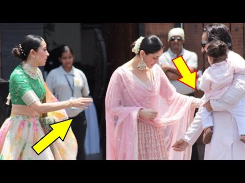 Saif Ali Khan Gets Angry On Kareena Kapoor Khan At Sonam Kapoor's Wedding Ceremony Mp3