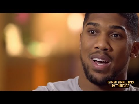ANTHONY JOSHUA - WBA WORKING TO SOLVE ORTIZ/PULEV QUAGMIRE!!!