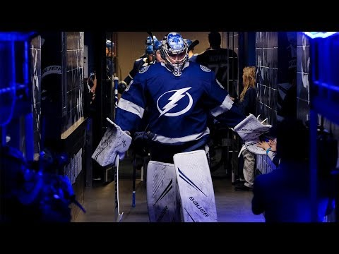 Best Bolts Coverage - Lightning Goalie Andrei Vasilevskiy-This just motivates me to work harder