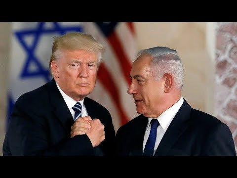 Trump Announces Middle East Peace Plan, 2-state Solution