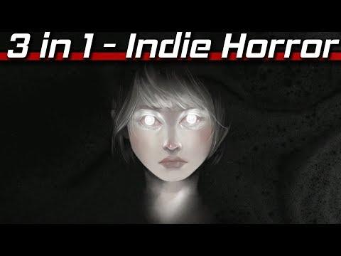 3-IN-1 Video - #008 (Indie Horror Games)