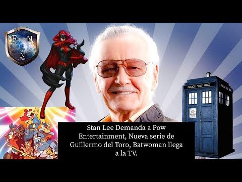 Noticias: Stan Lee demanda a Pow Entertainment| Batwoman llega a la TV