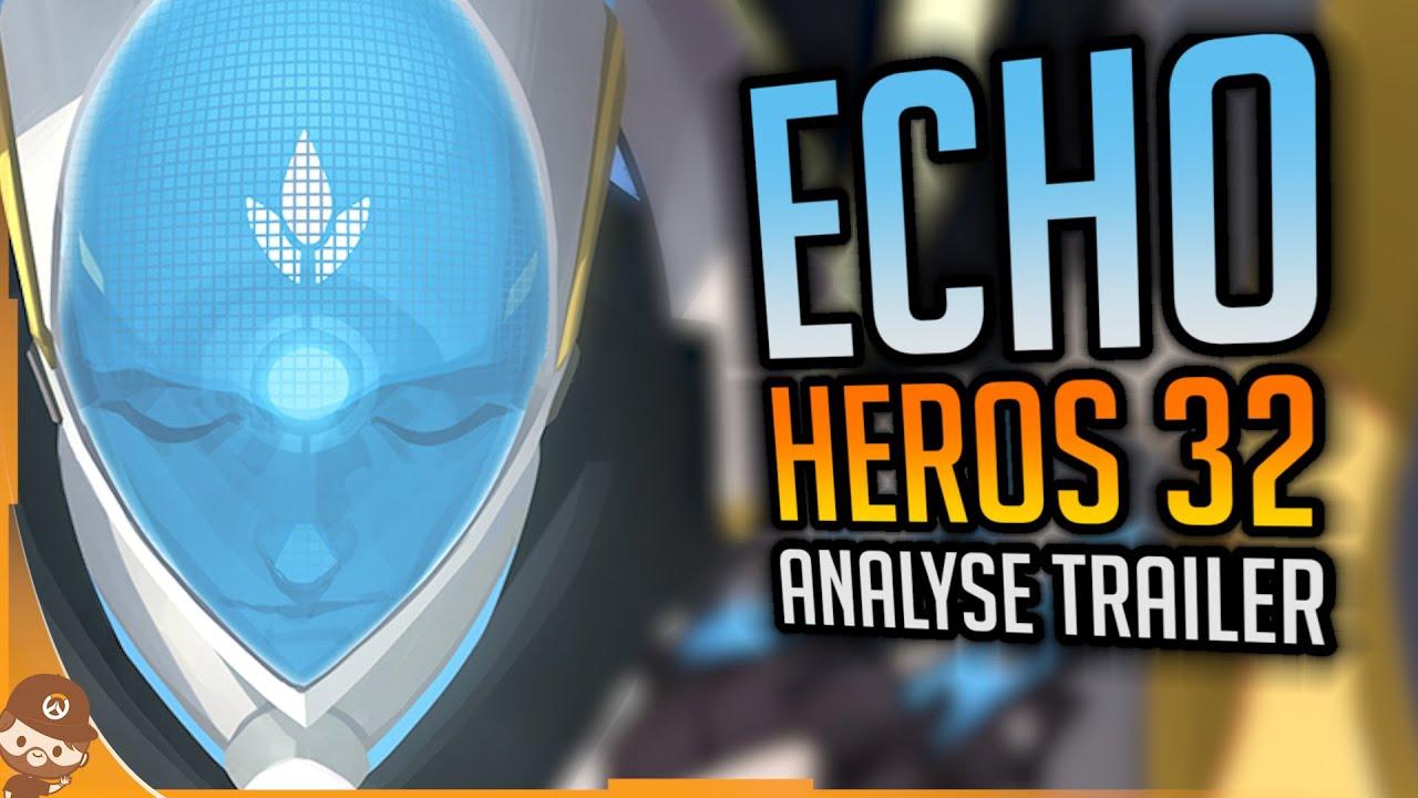 Download HÉROS 32: ECHO - La Réussite du Dr.LIAO - Analyse - Overwatch FR