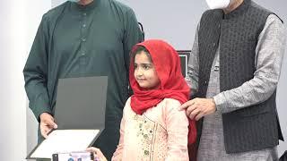 Eid-Ul-Adha 2021 Speech and Tahir Academy Awards
