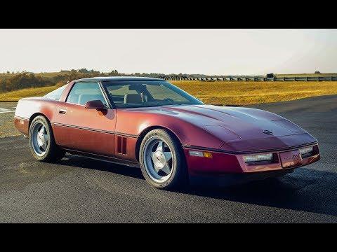 1988 Callaway Twin Turbo C4 Corvette - One Take