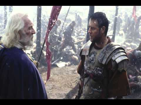 Gladiator (2000) - Extended Edition Audio Commentary