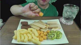 SUB)바나나킥, 쫄병스낵, 쁘띠몽쉘 샤인머스켓맛, 웨…