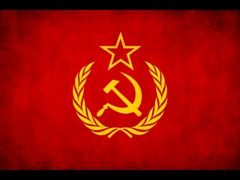 Anthem of the USSR/Soviet Union by Paul Robeson [English] [Lyrics]