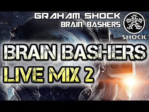 Brain Bashers - Live Mix 2 - a.k.a Rachael Shock and Graham Eden - Shock Records