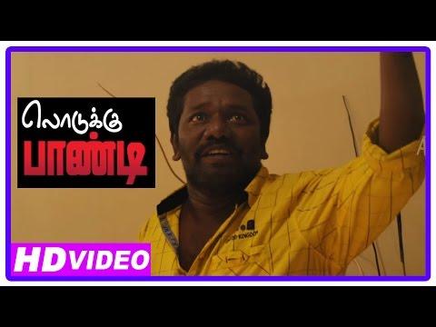 Lodukku Pandi Tamil Movie | Scenes | Karunas Tries To Find A Way Out