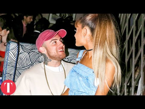 Ariana Grande Reacts To The Death Of Former BF Mac Miller