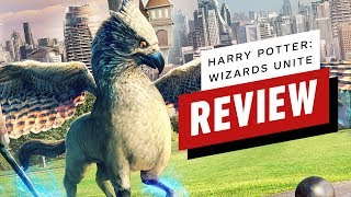 Harry Potter: Wizards Unite Review (Video Game Video Review)