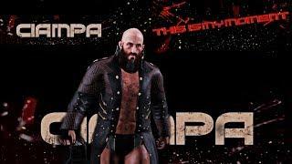 Tommaso Ciampa NXT 2018 W/ Updated (Beard & Body) Attire & Trons/Theme Song! - WWE 2K18 Mods