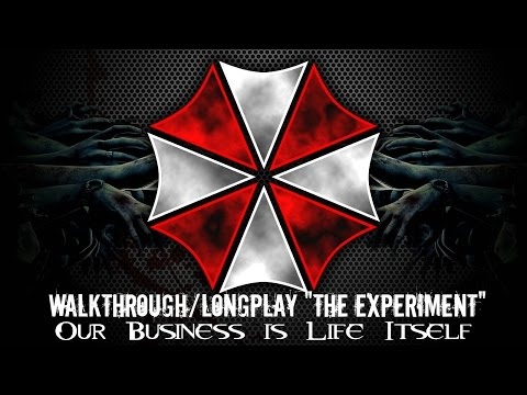 "UMBRELLA CORPS - Walkthrough/Longplay (Campaign ""The Experiment"") Part 1 - (No Commentary)"