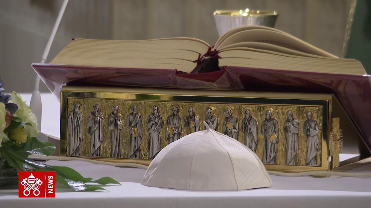 Come Servire La Messa.Papa Francesco Omelia Della Messa A Casa Santa Marta 27 11 2018