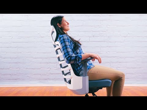 The Vert Ergonomic Office Chair by UPLIFT Desk