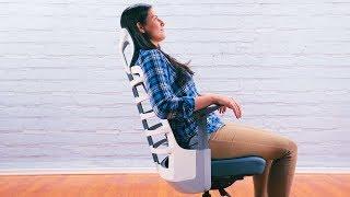 The Vert Ergonomic Office Chair by UPLIFT Desk