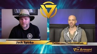 The Vin Armani Show (1/9/17) - Jack Spirko of The Survival Podcast
