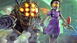 PlayStation All-Stars Battle Royale: A História do Big Daddy (BioShock)