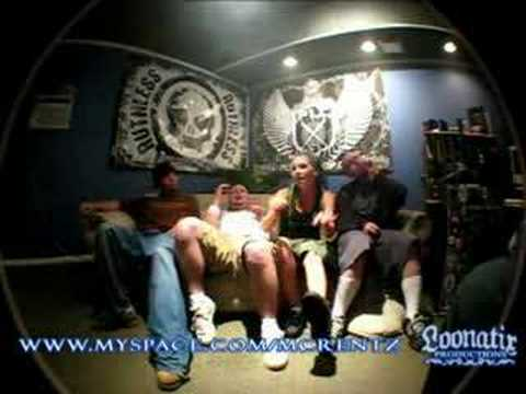 "M.C. Rentz ""Marijuana Cigarette"" feat. P. Fresh, ill e. gal, Mereness"