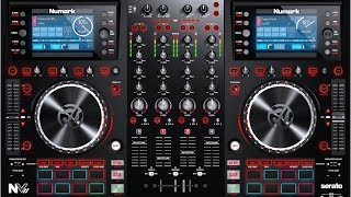 KDReviews - In-Depth Review Numark NVII DJ Controller