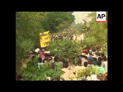 Nigeria - Ken Saro-Wiwa Receives Death Sentence
